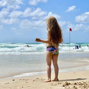 בילוי עם ילדים בחיפה: חוף זמיר חיפה