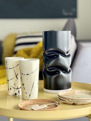 אגרטל צלוחיות וכוסות עיצוב ישראלי אתר מארק marqe