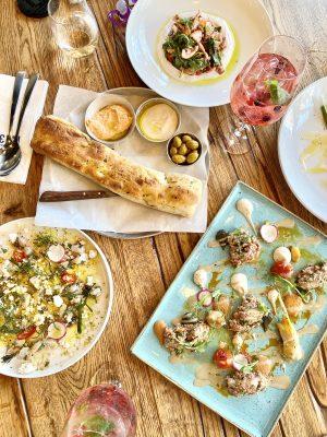 ארוחה במסעדה לוקס חיפה מדריך המלצות אוכל בחיפה
