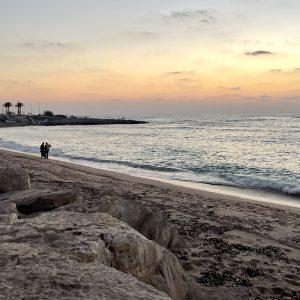 חוף הים מחוץ לאיטליאנו דה לה קוסטה