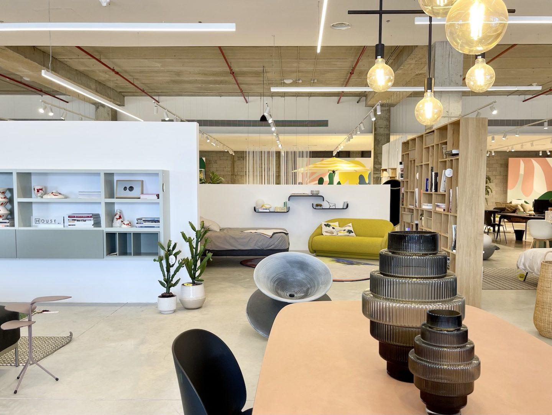 חנות טולמנס דוט במתחם העיצוב רידיזיין redesign12