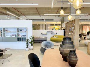 חנות טולמנס דוט במתחם העיצוב רידיזיין redesign