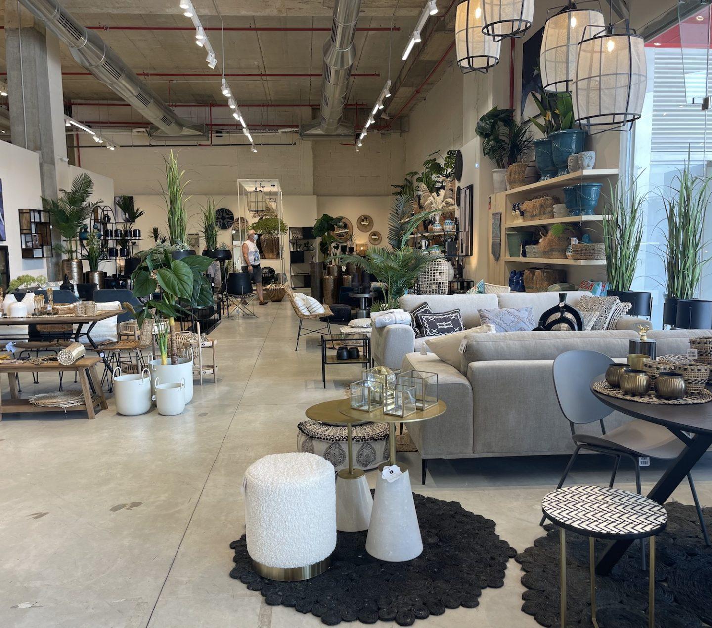 חנות פלורליס במתחם העיצוב רידיזיין redesign3