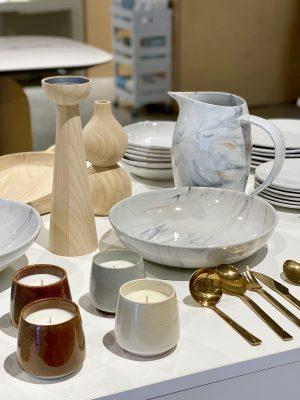 כלים ואביזרים לבית טולמנס דוט במתחם העיצוב רידיזיין redesign